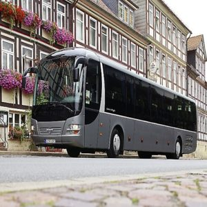 автобус MAN Lion's Regio