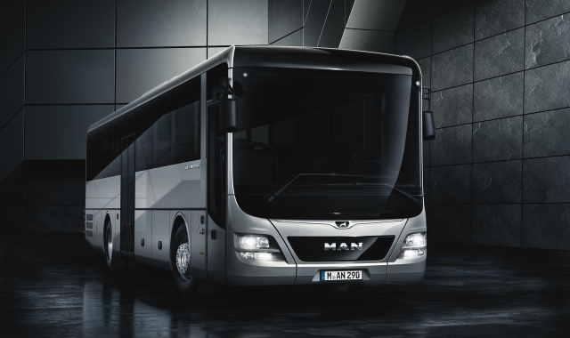 автобусы ман